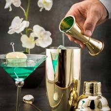 Jigger Luxury Japonés Dorado