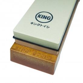 Piedra Afilar Japonesa KING 1000/6000