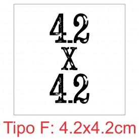 Sellos Para Hielos Con Logo Personalizado